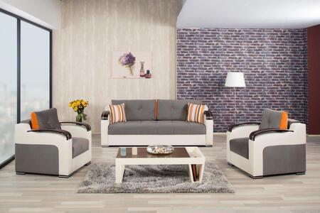 Casamode DIDESB2CHGG Living Room Sets