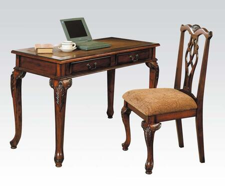 Acme Furniture 09650 Aristocrat Series Writing  Wood Desk