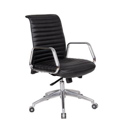 Fine Mod Imports FMI10179 Ox Office Chair Mid Back