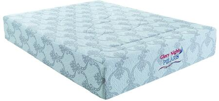 Glory Furniture GN4440K Polaris Series King Size Memory Foam Top Mattress