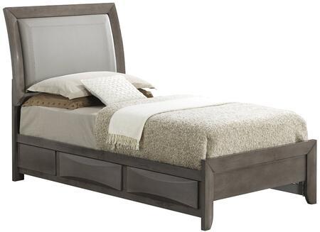 Glory Furniture G1505DDTSB2CHN G1505 Twin Bedroom Sets