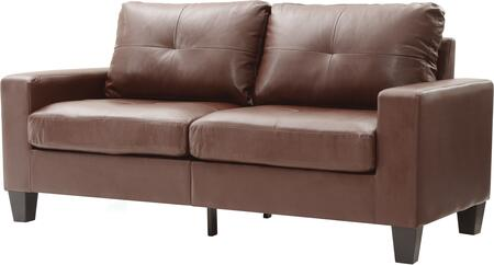Glory Furniture G467AS Newbury Series Modular Faux Leather Sofa