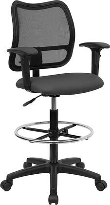 "Flash Furniture WLA277GYADGG 22"" Contemporary Office Chair"