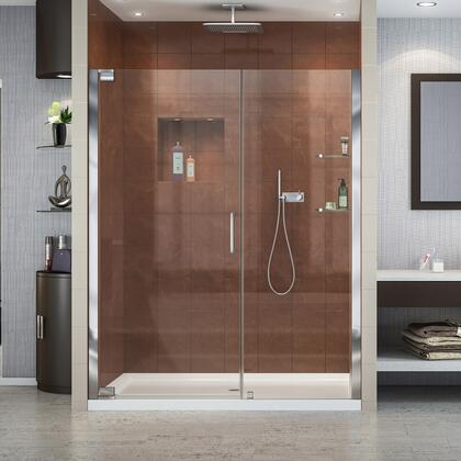 DreamLine Elegance Shower Door 58x72 01