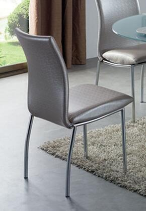ESF I11033 Modern Metal Frame Dining Room Chair