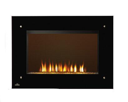 Napoleon EF39S Wall Mountable Vent Free Electric Fireplace