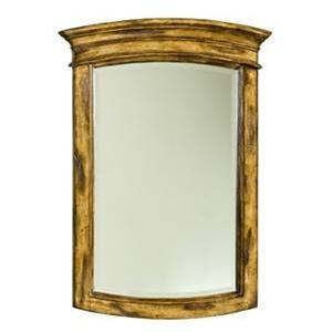 Ambella 06637140035  Arched Portrait Bathroom Mirror