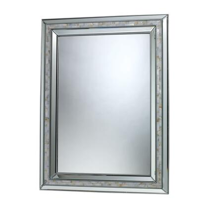 Sterling DM1948 Sardis Series Rectangle Portrait Wall Mirror