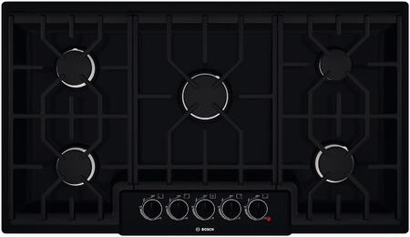 Bosch NGM5664UC 500 Series Gas Sealed Burner Style Cooktop