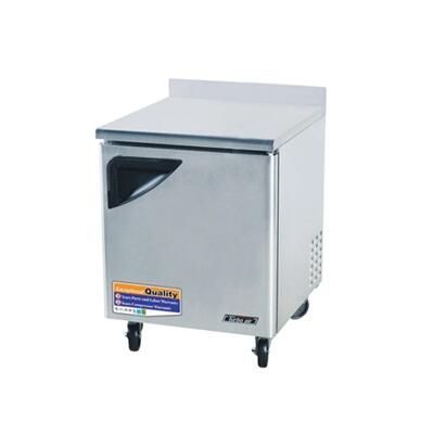 Turbo Air TWF28SD  Commercial Work Top Freezer