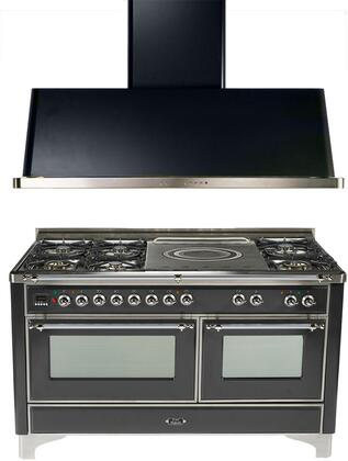 Ilve 721245 Kitchen Appliance Packages