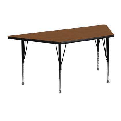 Flash Furniture XUA2448TRAPOAKHPGG