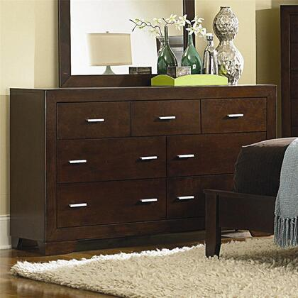 Coaster 200763 Tiffany Series Wood Dresser