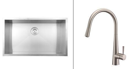 Ruvati RVC2603  Sink