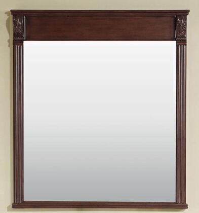 Silkroad Exclusive WFH0214M  Portrait Wall Mirror