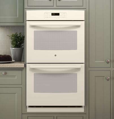 "GE JT3500DFCC 30""  Double Wall Oven , in Bisque"