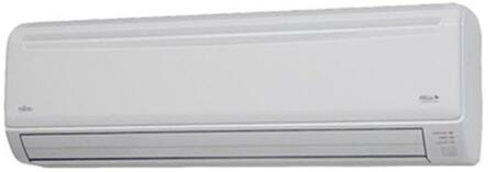 Fujitsu ASU24RLFAOU24RLXFW Mini Split Air Conditioner Cooling Area,
