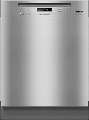 Miele Dimension G6745SCUCLST Pre-Finished Dishwasher