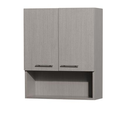 Wyndham Collection WCV207GO Centra Series Wall 0 Drawers Cabinet