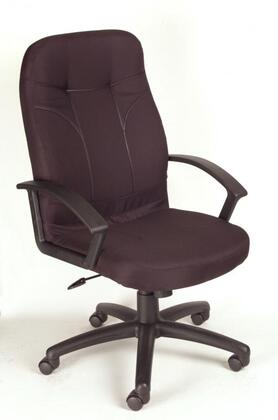 "Boss B8801BY 27"" Adjustable Contemporary Office Chair"