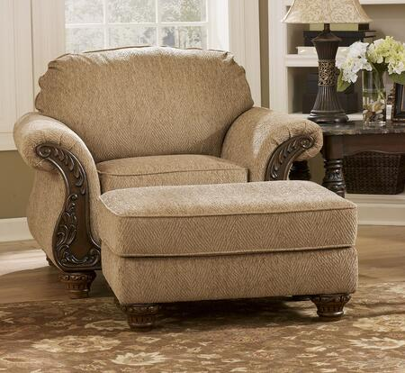 Armchair (Ottoman purchased separately)