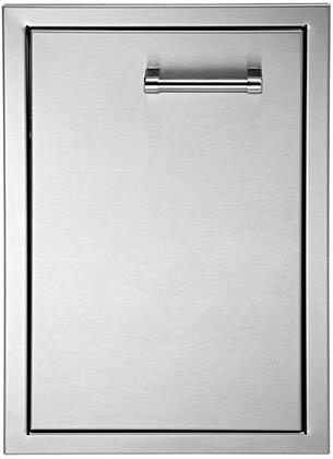 Delta Heat DHAD Access Door with 304 Stainless Steel Construction, One-piece 18 Gauge Frame, and Adjustable European Hinges, in Stainless Steel