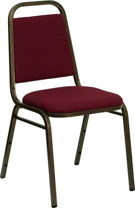 Flash Furniture FDBHF2BYGG Hercules Series Contemporary Fabric Metal Frame Dining Room Chair