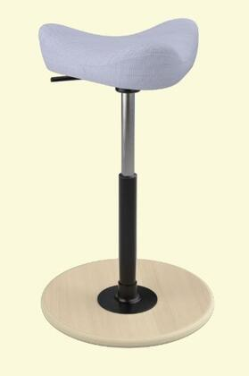 "Varier MOVE SMALL 2700 UMAMI 19"" - 27"" Sit-Stand Chair with Umami Upholstery"