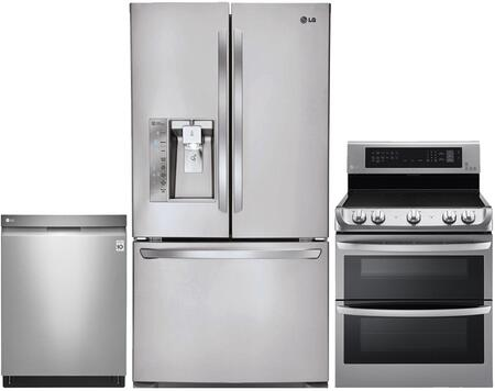 LG 653235 Kitchen Appliance Packages