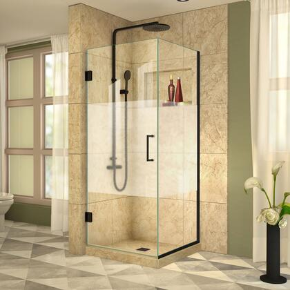 DreamLine Unidoor Plus Shower Enclosure RS39 30D 30RP HFR 09