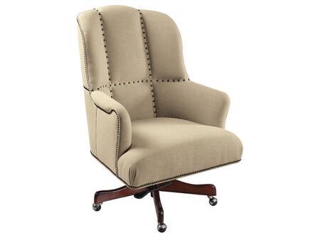 Home Office Larkin Oat Executive Swivel Tilt Chair