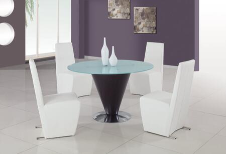Global Furniture USA 105FRST5pc Global Furniture USA Dining