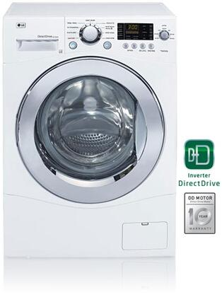 LG WM1355HW  Front Load Washer