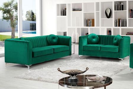 Meridian 6122PCSTLKIT3 Isabelle Living Room Sets