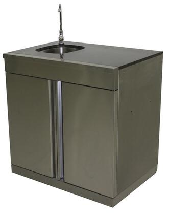 """Swiss Grills MSSINK 32.3"""" Outdoor Sink"""