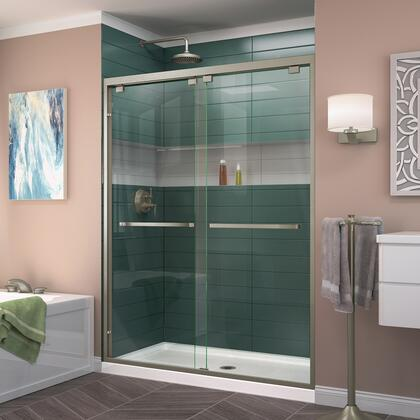 DreamLine Encore Shower Door RS50 04 B CenterDrain