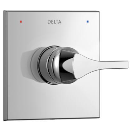 Zura T14074 Delta Zura: Monitor 14 Series Valve Only Trim in Chrome
