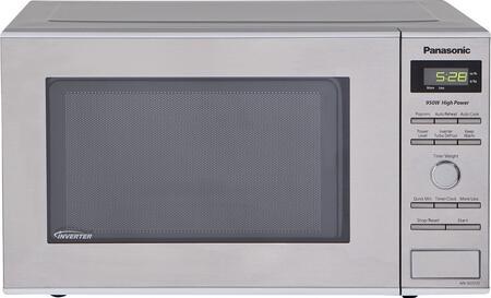 Panasonic NNSD372S Countertop Microwave, in Stainless Steel