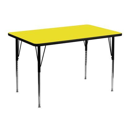 Flash Furniture XUA3048RECYELHAGG