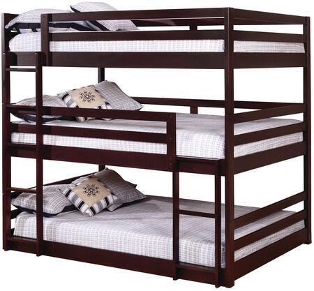 Coaster 400309 Sandler Series  Full Size Bunk Bed