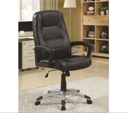 """Coaster 800209 28"""" Traditional Office Chair"""