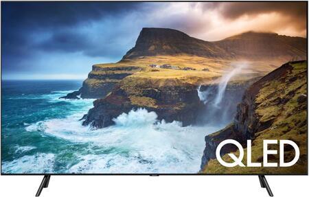 Samsung QN65Q70RAFXZA Front View