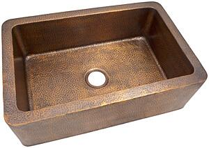 The Copper Factory CF165AN  Sink