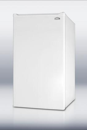Summit CM40WH  Compact Refrigerator with 3.9 cu. ft. Capacity in White