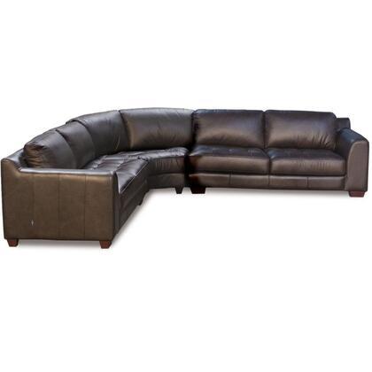 Diamond Sofa ZENWEDGE3PCARMSECTM  Sofa