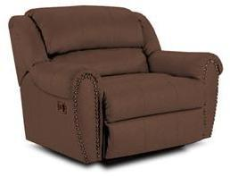 Lane Furniture 21414449921 Summerlin Series Transitional Fabric Wood Frame  Recliners