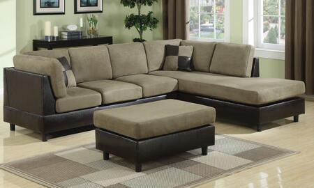 Yuan Tai 5784-GR Eazy Rider Series Sofa