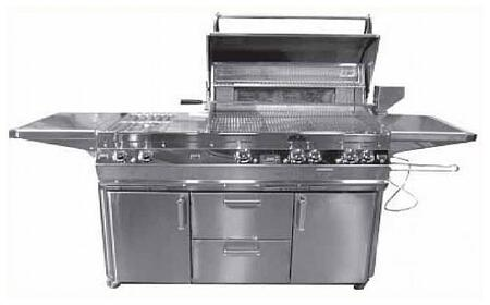 Fire Magic E660S2E1N71W Natural Gass Grill