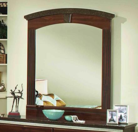Sandberg 42210 Cafe La Jolla Series Arched Portrait Dresser Mirror