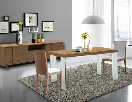 Argo Furniture CP1107DKTCHB02 Timber Dining Room Sets